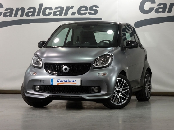 Smart ForTwo Coupe Brabus 109CV