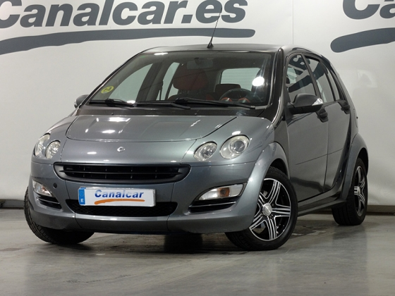 Smart ForFour 1.5 cdi 95cv pulse