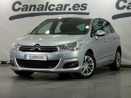 Citroen C4 1.6 HDI Seduction 92CV