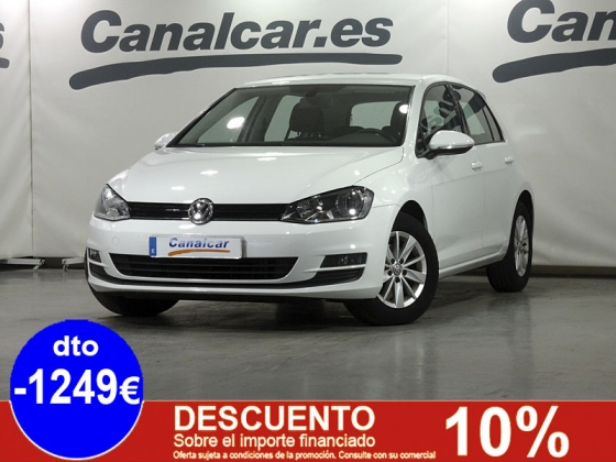 Volkswagen Golf 1.2 TSI BMT Business 110CV