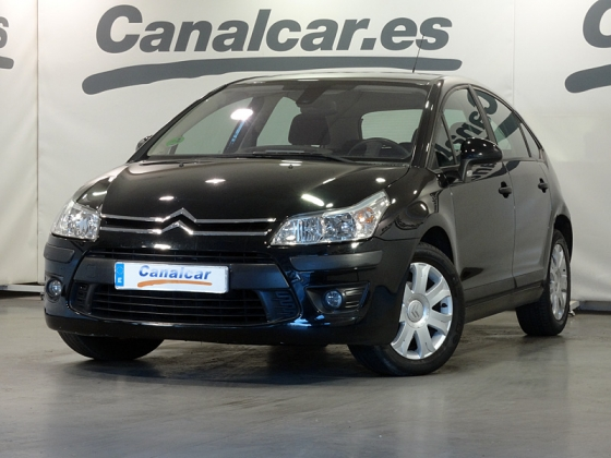 Citroen C4 1.6 vti cool 120cv
