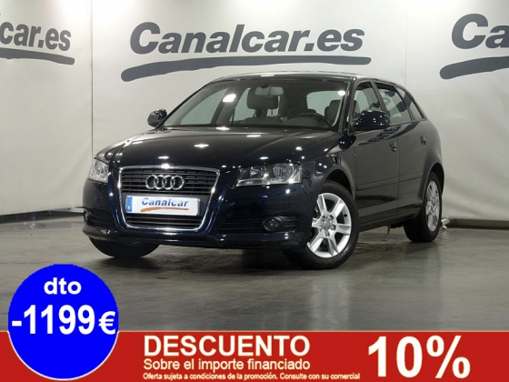 Audi A3 1.6 TDI Attraction S-tronic 105CV