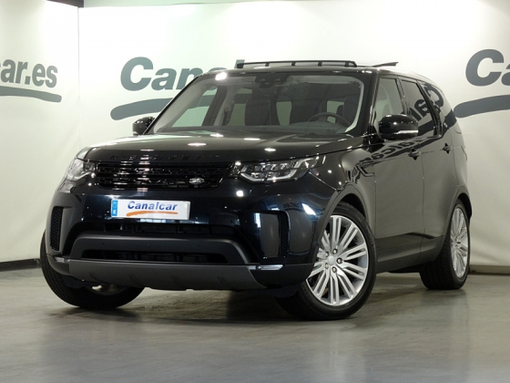 Land Rover Discovery 3.0 TD6 258CV First Edition Auto