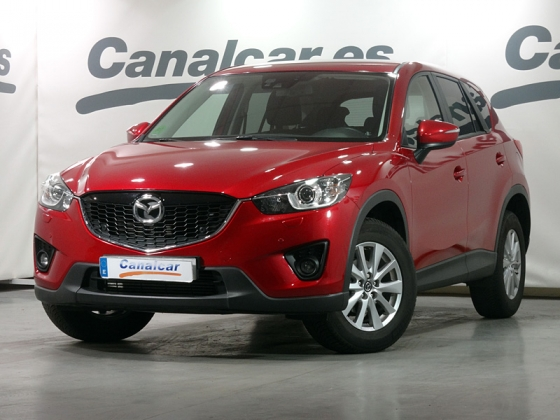 Mazda CX-5 2.2 DE 2WD Style AT 150CV P.Safety
