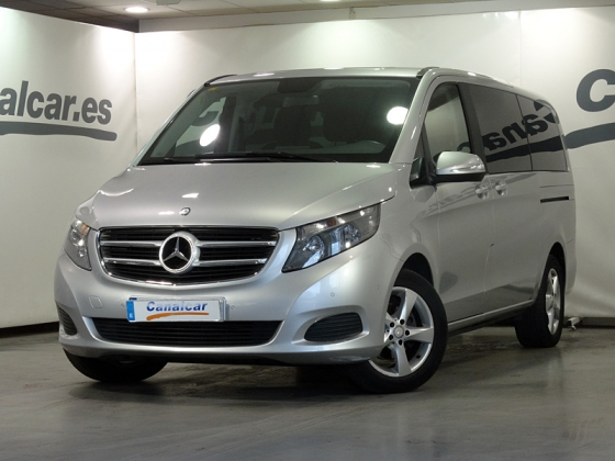Mercedes-benz V 220 CDI Avantgarde Largo 163CV