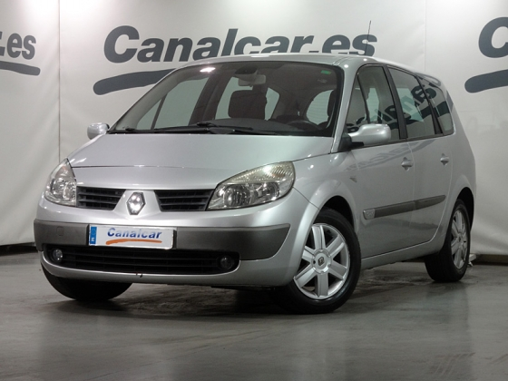Renault Grand Scenic Confort Authentique 120cv