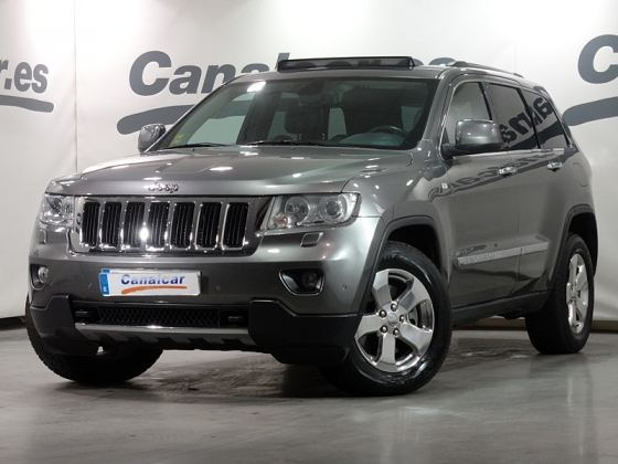 Jeep Grand Cherokee 3.0 CRD Limited 241CV Aut.
