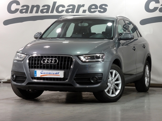 Audi Q3 2.0tdi attraction 140cv