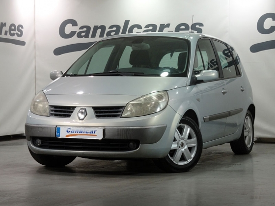 Renault Scenic 1.5 dCi Confort Authentique 100CV