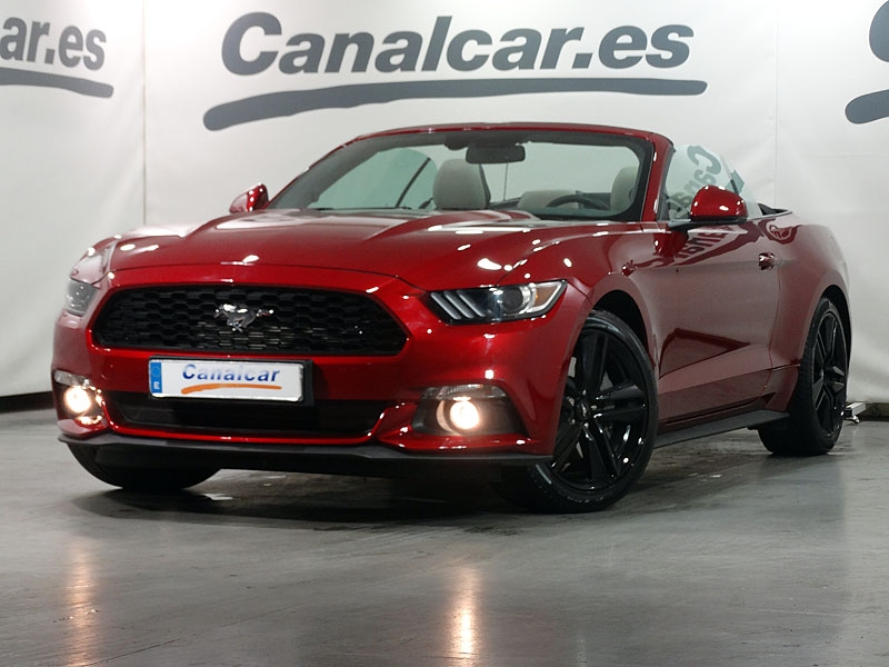 FORD Mustang 2.3 EcoBoost Mustang Aut. Convertible - Foto 0