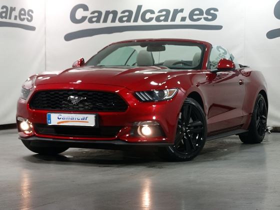 Ford Mustang 2.3 EcoBoost Mustang Aut. Convertible