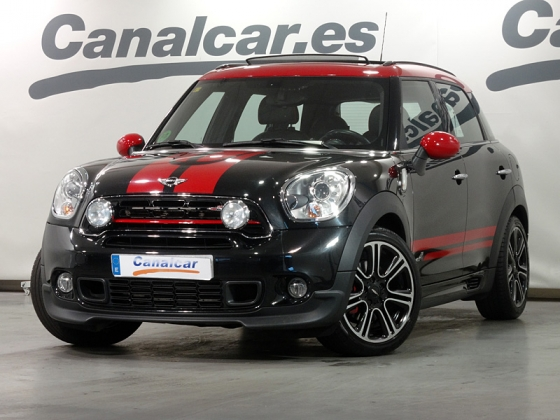 MINI Countryman John Cooper Works ALL4 auto 218CV
