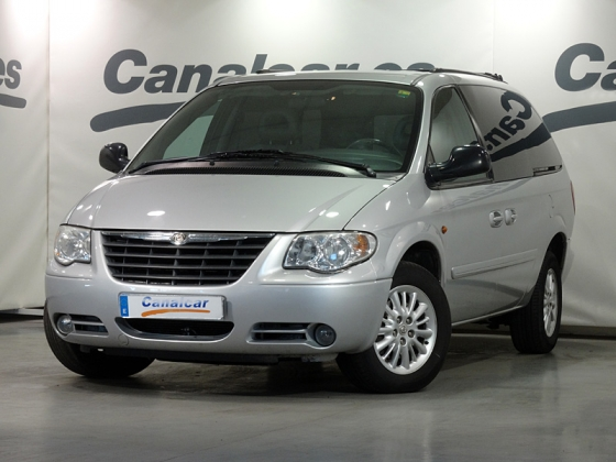 Chrysler Grand Voyager 2.8 CRD LX Auto 7 Plazas 150CV