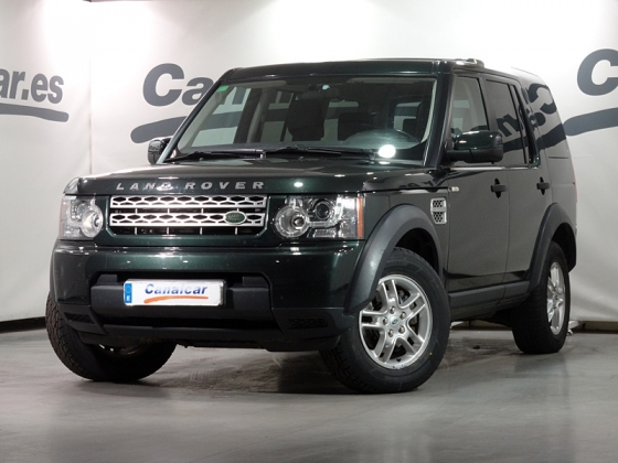 Land Rover Discovery 2.7 TDV6 S CommandShift 190CV