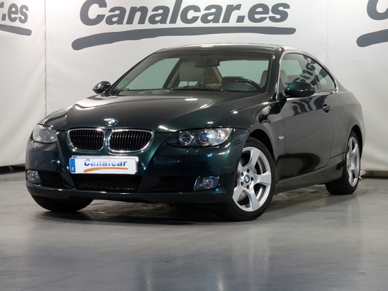 BMW 325 i Coupe 218CV
