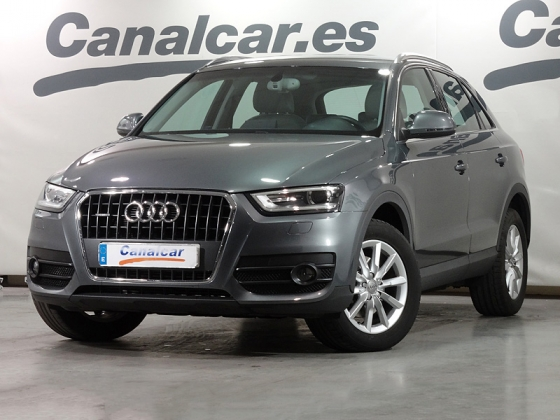 Audi Q3 2.0 TDI Advanced Edition Quattro S Tronic 140CV