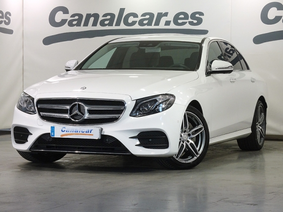 Mercedes-benz E 220 d 4MATIC 194CV