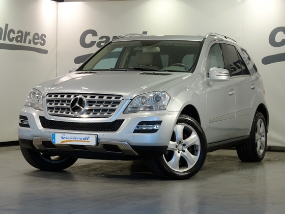 Mercedes-benz ML 350 CDI 4M Edición Limitada 231CV