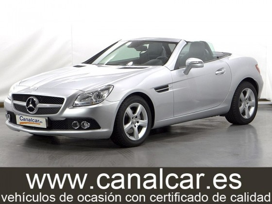 Mercedes-benz SLK 200 Aut BlueEfficiency