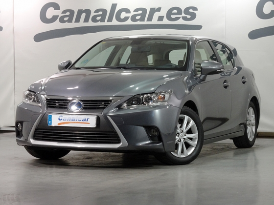 Lexus CT 200h Executive 136cv