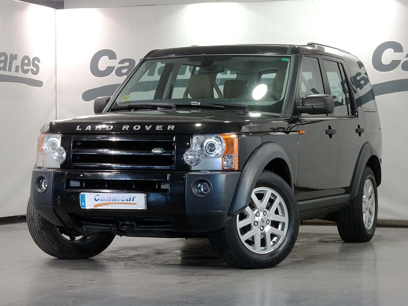 LAND ROVER Discovery 2.7 TDV6 SE - Foto 0