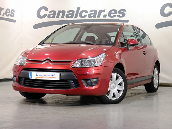 Citroen C4 1.6 HDI COUPE Cool CMP 110