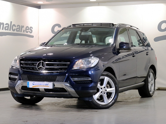 Mercedes-benz ML 250  BlueTEC 4MATIC 204CV Aut.