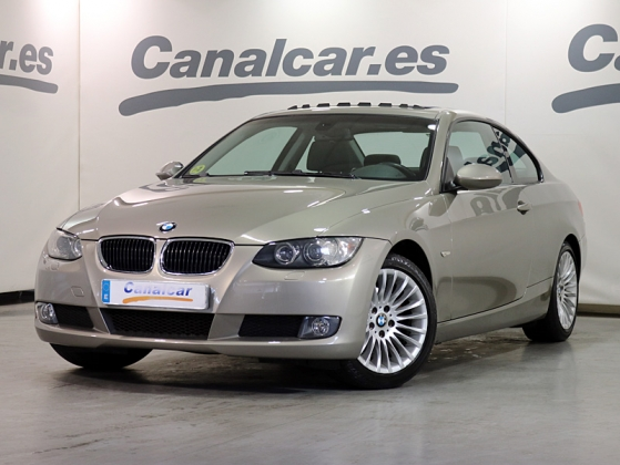 BMW 320 Cd Coupe  177CV