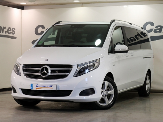 Mercedes-benz V 250 Bluetec Avantgarde Extralargo 190CV