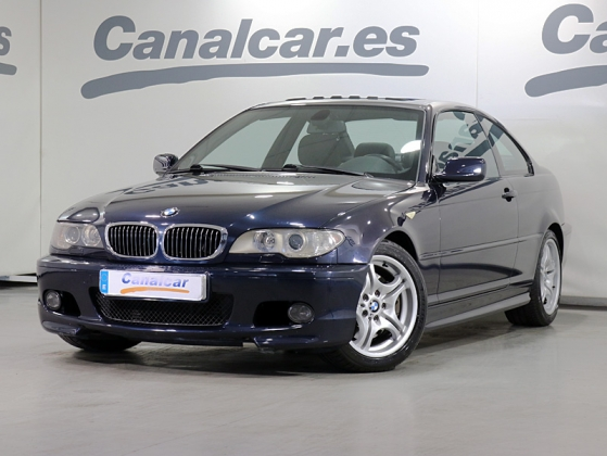 BMW 330 330Cd Coupe 204CV