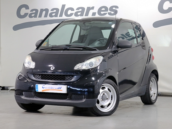 Smart ForTwo Coupe 45 mhd Pure 61CV Aut.