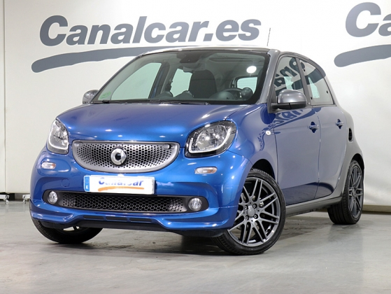 Smart ForFour 66 Passion Aut. 90 CV Pack Brabus