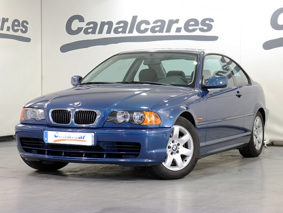 BMW 318 318i Coupe 143CV