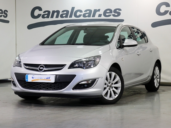 Opel Astra 1.4 Turbo Excellence 140 CV