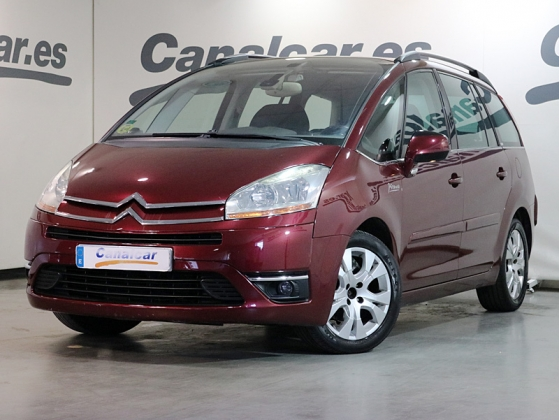 Citroen Grand C4 Picasso 2.0 HDi CMP Exclusive 7 Plz 136CV