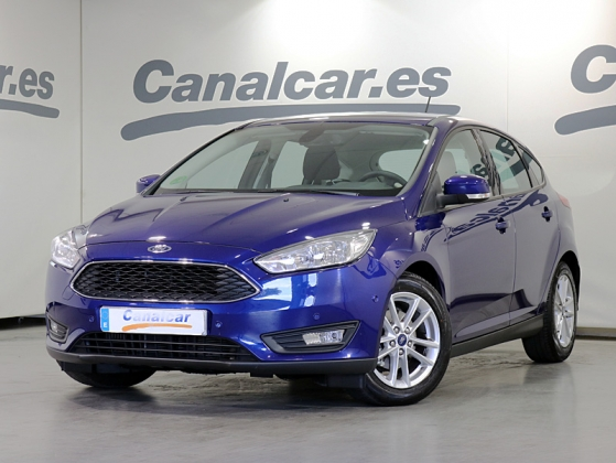 Ford Focus 1.0 Ecoboost S&S Business 125cv