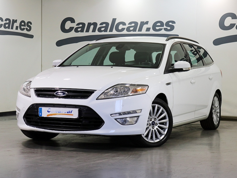 FORD Mondeo SportBreak 1.6 TDCI A-S-S Limited Edition 85 kW (115 CV) - Foto 0