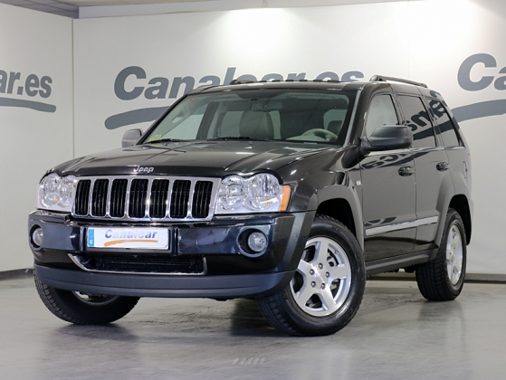 Jeep Grand Cherokee 3.0 V6 CRD Limited 218CV