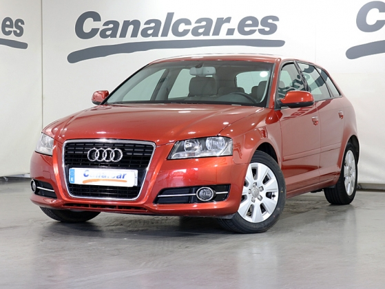 Audi A3 Sportback 2.0 TDI Attraction 140CV