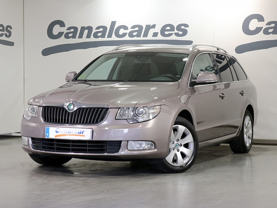 Skoda Superb Combi 2.0 TDI CR Ambition 140CV