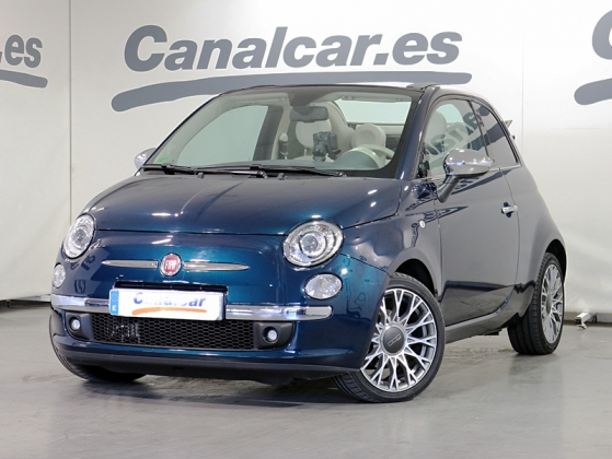 Fiat 500C 0.9 Turbo TwinAir 85cv Lounge