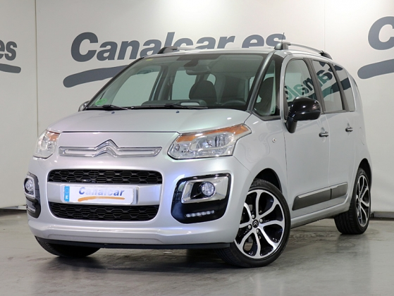 Citroen C3 Picasso BlueHDi Feel Edition 99CV
