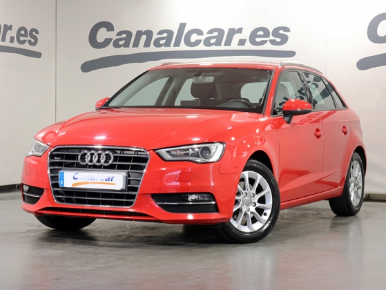 Audi A3 1.4 TFSI Attraction S Tronic 125CV