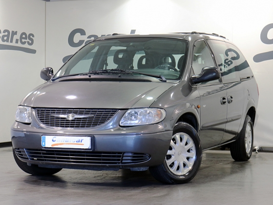 Chrysler Grand Voyager Limited 2.5 CRD