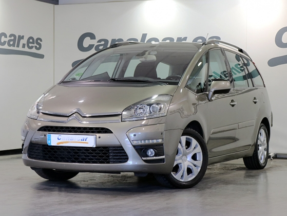 Citroen Grand C4 Picasso 1.6 THP CMP Exclusive 7 Plazas 150CV