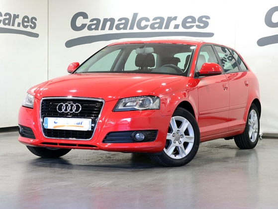 Audi A3 Sportback 1.8 TFSI S-tronic Attraction
