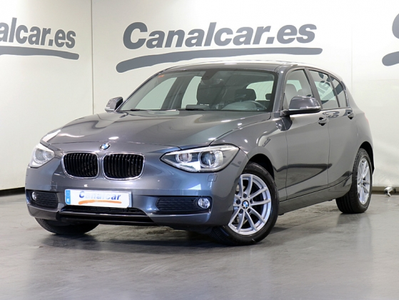 BMW 116 d EfficientDynamics 116CV