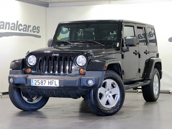 Jeep Wrangler Unlimited 2.8CRD Sahara 200CV