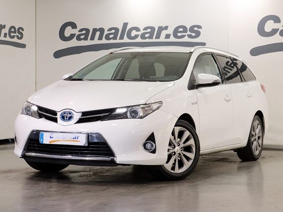 Toyota Auris 1.8 Hybrid Touring Sports Active 100 kW (136 CV)