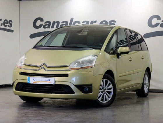 Citroen Grand C4 Picasso 1.6 HDI Exclusive 110CV